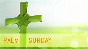 Westville Presby | This Sunday is Palm Sunday