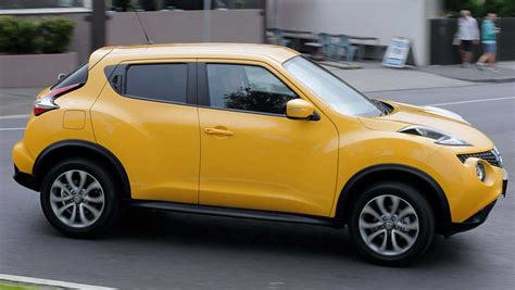 nissan yellow nissan juke 2016 review carsguide