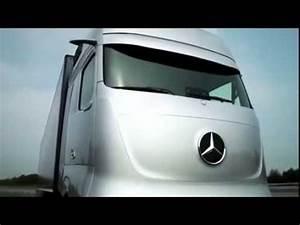 Mercedes Poids Lourds : mercedes poids lourd future official youtube ~ Melissatoandfro.com Idées de Décoration