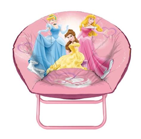 disney princess toddler saucer chair ehouseholds