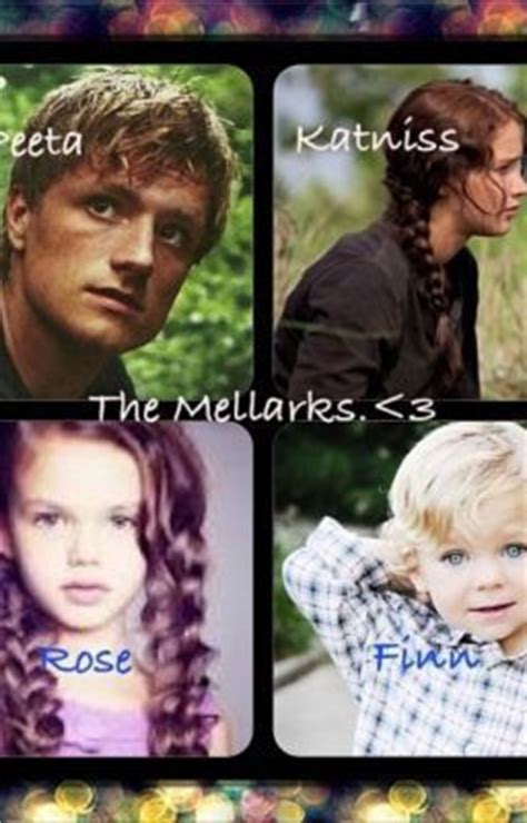 what is katniss named after my name is rose mellark hunger games fan fic katniss peeta s daughter my name