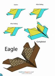 Paper Airplane Instructions U2019 Eagle Crafts Activities