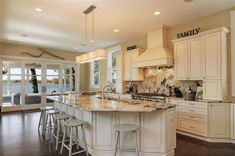 granite countertop backsplash kitchen traditional with