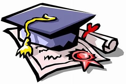 Degree Bachelor Clipart College Clip Cliparts