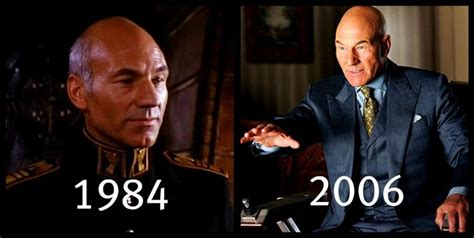 patrick stewart how old patrick stewart when he was young google search hahaha