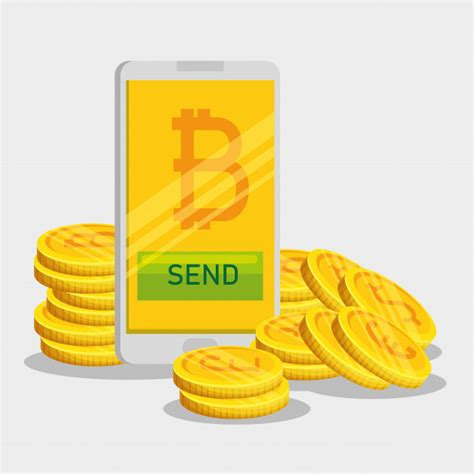 If you want to open a bitcoin wallet, first read our getting started page. Moeda bitcoin no smartphone | Vetor Grátis