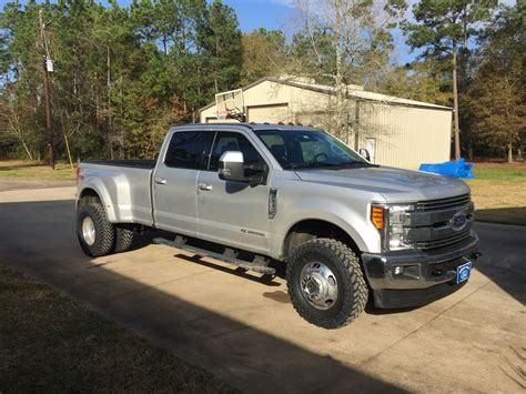 New Tires On The Dually  Ford Truck Enthusiasts Forums