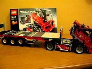Lego Technic Camion : camion lego technic youtube ~ Nature-et-papiers.com Idées de Décoration