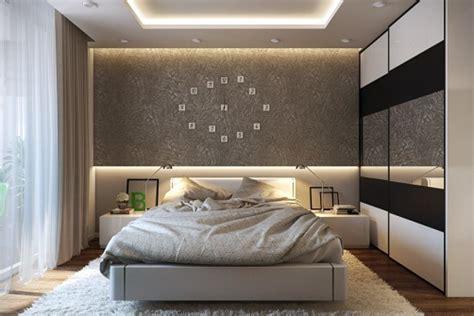 interior design ideas bedroom 30 latest bedroom interior designs with pictures in 2019 15650 | Clock inbuilt Bedroom Interior Design 6
