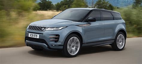 2019 Land Rover Price by 2019 Range Rover Evoque Price And Features Revealed