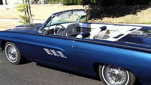 1963 Thunderbird Convertible Top By Californiaimport