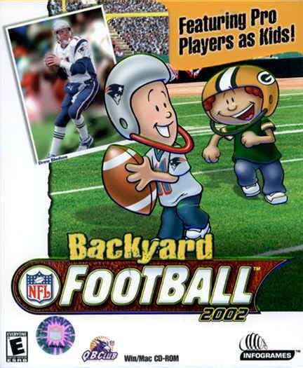 Backyard Football Pc by Backyard Football 2002 Bomb