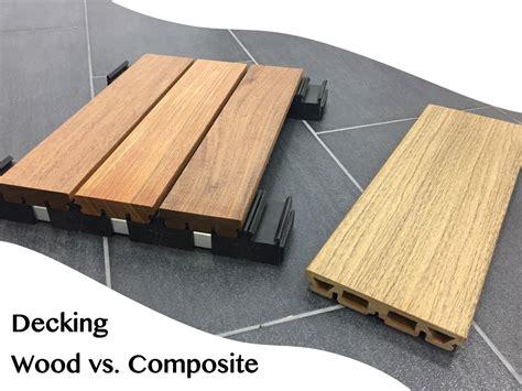 Un Pavimento Di Cemento O Legno by Decking Legno O Composito Scegliere Pavimenti Da Esterno