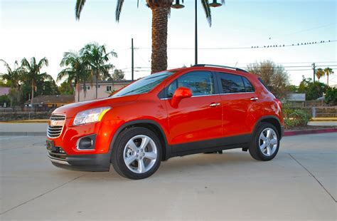 Review Chevrolet Trax by Review Chevrolet Trax Tries To Tackle Your Conflicting