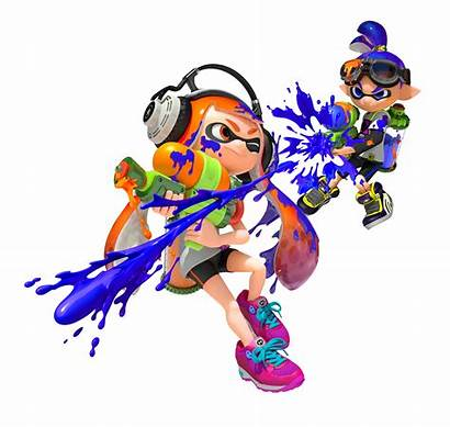 Splatoon Official Characters Wallpapers Slideshow Backgrounds