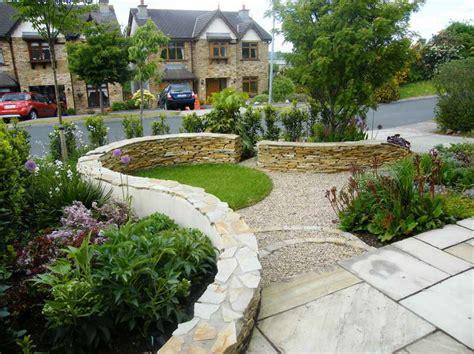 front garden wall designs outdoor front garden design ideas with stone wall front garden design ideas front yards