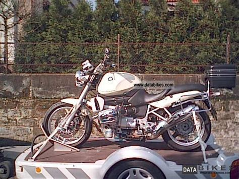 2001 Bmw R 1100 R Special Edition Limited (in Ivory