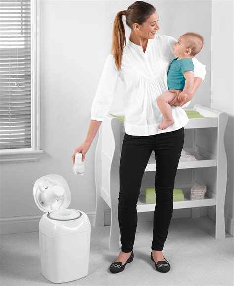 tommee tippee sangenic tec diaper twister diaper pail