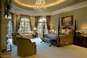 Traditional and elegant - Master Bedroom   Beautiful ...