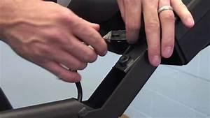 Sole Folding Treadmill Assembly Step 4  8