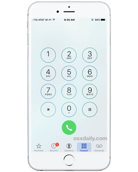 phone number on iphone redial the last called phone number on iphone quickly
