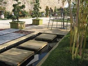 album cote jardin 2009 arbor mineral paysagiste With eclairage pour terrasse en bois exterieur 0 terrasse bois composite sur pilotis vannes morbihan