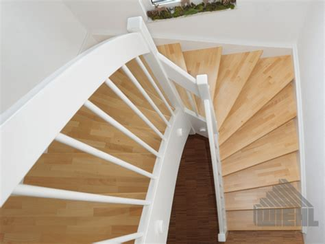 1 2 gewendelte treppe wiehl treppen eingestemmte treppen