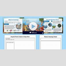 Free!  * New * Lks2 Bbc Teach Live Lesson Blue Planet Activity Pack