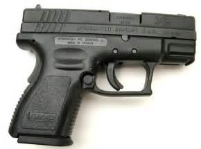 Springfield XD 40 Cal Pistol