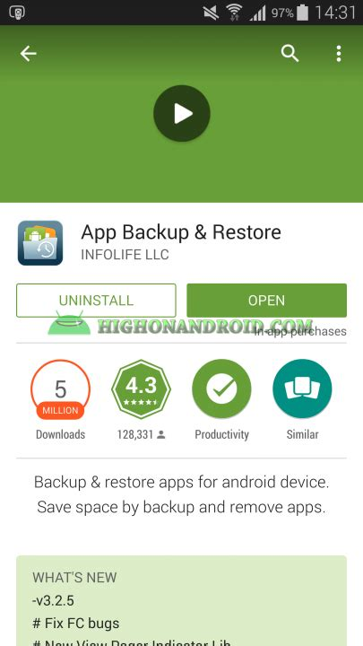 android backup and restore guide how to backup restore android apps no root