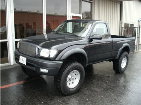 2001 Toyota Tacoma Prerunner by Toyota Tacoma Prerunner 2001 New Autocars News
