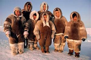 Reaching Adulthood Through the Wintry Wilderness- Inuit ...