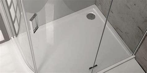 pulizie domestiche  pulire la doccia dal calcare