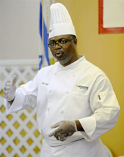 neff cuisine chef cooks up treat for bronx elderly ny daily