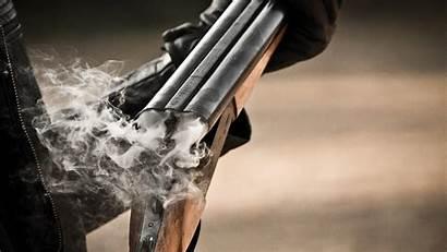 Fire Shotgun Weapons Wallpapers