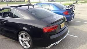 Audi S5 4 2l 356ch : audi s5 4 2l v8 stock exhaust revs with retractable spoiler youtube ~ Medecine-chirurgie-esthetiques.com Avis de Voitures