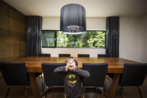 salle a diner contemporaine une maison contemporaine parfaitement organis 233 e lavigne maisons