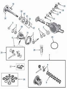 2000 Jeep Grand Cherokee Parts Diagram