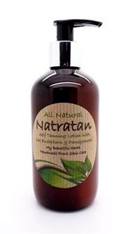 Natural Organic Sunless Tanning Lotions