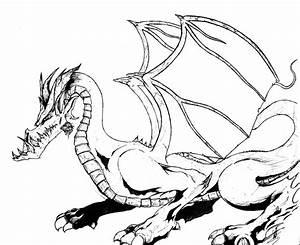 Konabeun Zum Ausdrucken Ausmalbilder Drachen