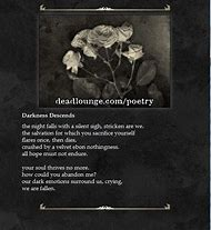 Gothic Love Poems And Quotes