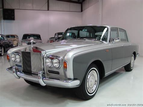 rolls royce silver shadow information