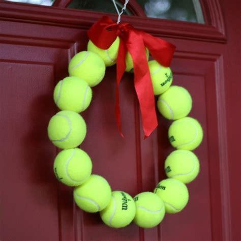 mehr als  diy ideen mit tennisbaellen die sie noch