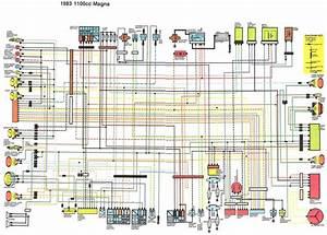 1996 Honda Magna Wiring Diagram