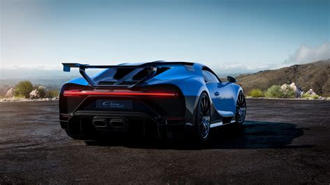 It joins the chiron sport, the 110 ans bugatti model that celebrates the company 110th. Bugatti Chiron Pur Sport 2020 5K 4 Wallpaper | HD Car Wallpapers | ID #14632