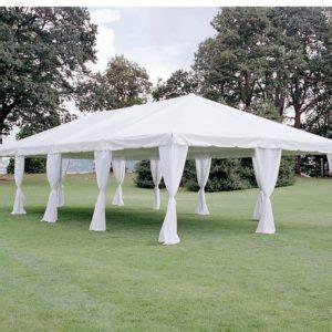 canopies accessories av party rental