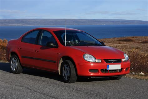 Chrysler Neon by File Chrysler Neon 2001 By A Fjord Jpg