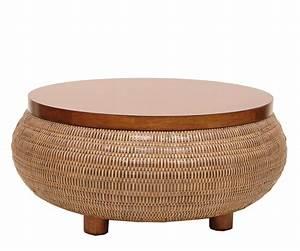 Palecek occasional tables split tone woven coffee table for Palecek coffee table