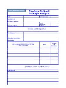Miller Heiman Blue Sheet Template Blue Sheet Competition