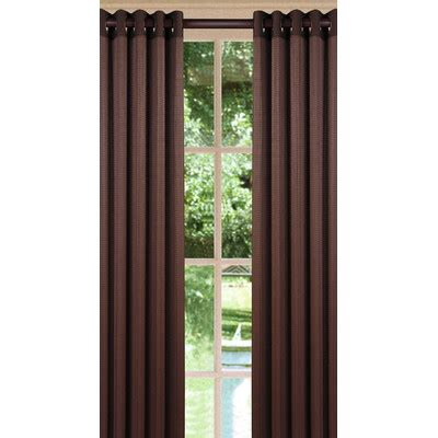 brylane home grommet curtains bamboo grove photo bamboo grommet panels